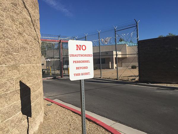 North Las Vegas Inmate Search